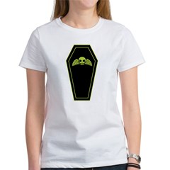 Green Coffin Women's T-Shirt