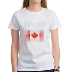 - Canadia Women's T-Shirt