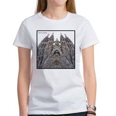 Barcelona Sagrada Women's T-Shirt