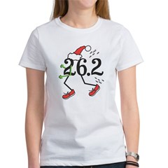 Holiday 26.2 Marathoner Women's T-Shirt