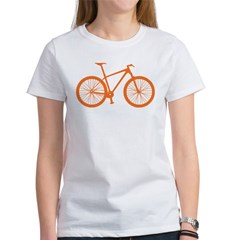 BOMB_orange.psd Women's T-Shirt