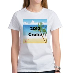 Cruise 2012 Women's T-Shirt