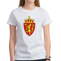 Norway Coat Of Arms Women's T-Shirt