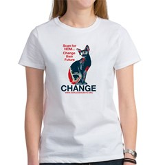 CHANGE - HCM Awareness Women's T-Shirt