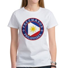 Filipino Masons Women's T-Shirt