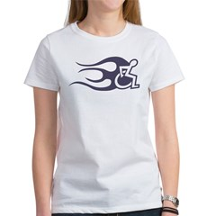 Chair Flame 2 Women's T-Shirt