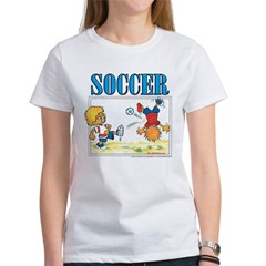 Soccer! Women's T-Shirt