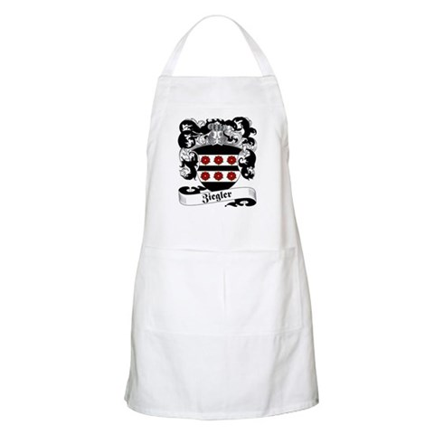Ziegler Coat of Arms BBQ Apron
