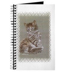 JustKats.com Pastel Kitten Journal