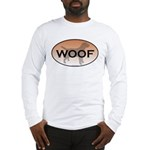 Labrador Woof Long Sleeve T-Shirt
