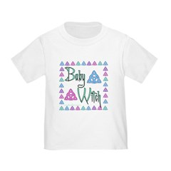 """Baby Witch"" Triquetras Toddler T-Shirt"