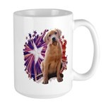 Lab Star Large Mug