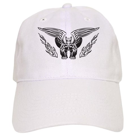 Griffin Tattoo Baseball Cap