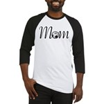 Pretty Soccer Mom Mother's Day Baseball Jersey