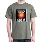 Out of this World Sci-Fi Mom Dark T-Shirt