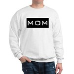 Dymo Black Label Me Mom Mother Sweatshirt