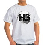 H3 On The Moon Light T-Shirt