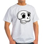 Funny Skull Light T-Shirt