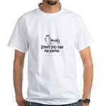 Funny gifts for nurses White T-Shirt