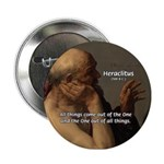 Ancient Greek Philosophy: Heraclitus Button