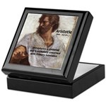 Ancient Greek Philosophy: Aristotle Keepsake Box