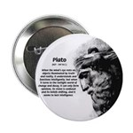 Plato Truth Reality Button