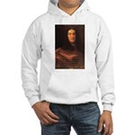 Gottfried Leibniz Metaphysics Hooded Sweatshirt