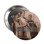 "Julius Caesar Pictures Quotes 2.25"" Button (10 pac"