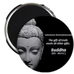 Buddhist Religion: Gift of Truth Magnet