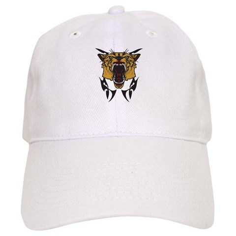 Tiger Tattoo Cap