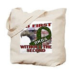 Conservative Second Amendment Tote Bag