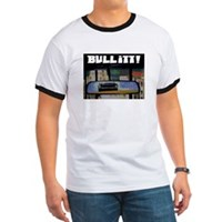 Bullitt in the mirror T-shirt