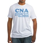 CNA Sweatin' With The Oldies Fitted T-Shirt