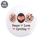 Bicycle Peace Love Cycling 3.5