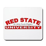 Red State University Mousepad