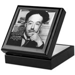 de Broglie: Quantum Waves Keepsake Box