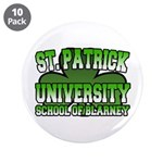 "St. Patrick University School of Blarney 3.5"" Butt"