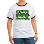 St. Patrick University Drinking Team Ringer T