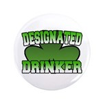 "Designated Drinker 3.5"" Button"