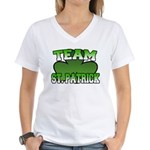 Team St. Patrick Women's V-Neck T-Shirt