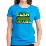 Team Smashed Women's Dark T-Shirt