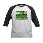 Team Leprechaun Kids Baseball Jersey