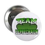 "Team Leprechaun 2.25"" Button"