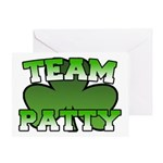 Team Patty Greeting Card