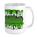 Team Patty Large Mug