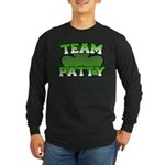 Team Patty Long Sleeve Dark T-Shirt