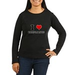 I (heart) Compliance Women's Long Sleeve Dark T-Sh
