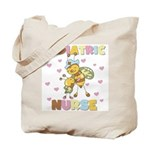 Bee Pediatric Nurse Tote Bag