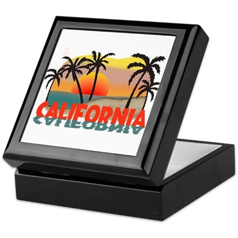 california beaches sunset. CafePress gt; Keepsake Boxes gt; California Beaches Sunset Keepsake Box. California Beaches Sunset Keepsake Box
