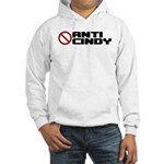 Anti Cindy Sheehan Hooded Sweatshirt